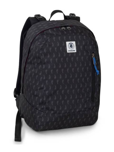 Zaino Backpack Invicta reversibile nero