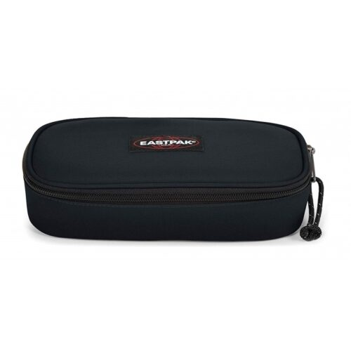 Astuccio ovale Eastpak black - Abc La Cartoleria