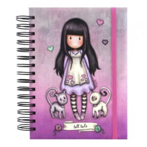 Notebook organizer Tall Tail Gorjuss - Abc La Cartoleria
