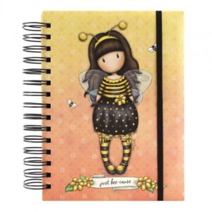 Notebook organizer Bee Loved Gorjuss - Abc La Cartoleria