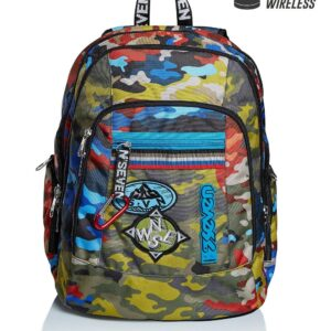 Zaino Seven Advanced Adventure Camo - Abc La Cartoleria Pavullo