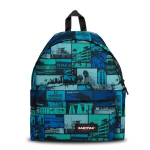 Zaino Eastpak Padded Pak'r Pix Blue - Abc La Cartoleria Pavullo