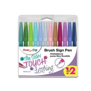 Brush Sign Pen Pentel 0022257 - Abc La Cartoleria Pavullo